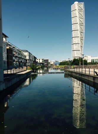 Turning Torso on Malmö